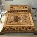 French Bulldog Love Bedding Set