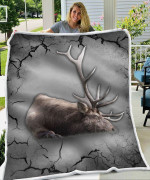 Elk Relax Blanket
