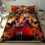 Guitar Bedding Set