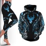 Deer Black Blue HB 1111