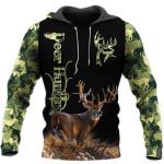 Deer Hunting Camo Hoodie MCL102006Q17VT