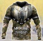 Moose Hunting T0603