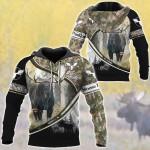 Moose Hunting T1102