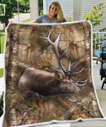 Elk Hunting Blanket
