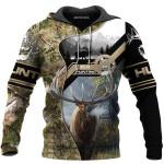 Elk Hunting Hoodie MCL162005Q11VT