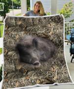 Boar Hunting Blanket