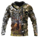 Bow Hunter All Over Printed 0612