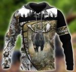 Moose Hunting Camo White T1102
