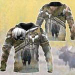 Moose Hunting TR0203