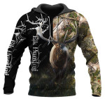 Elk Hunting Vertical All Over Printed 0612