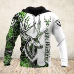 Elk Tatoo Green 3D