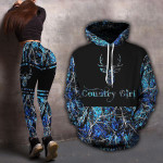 Country Girl Blue HT HB 2012