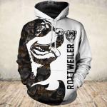 Rottweiler Tatoo 3D
