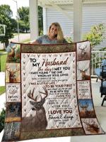 Deer Husband Quilt
