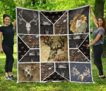 Deer Hunting Quilt