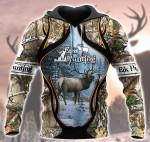 Elk Hunting Loop All Over Printed 1401