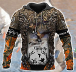 Goose Canada Hunting All Over Printed 0701