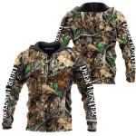 Deer Hunter Camo Orange Under HB 0611