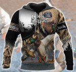 Duck Hunting Camo All Over Printed 0801
