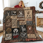 Love Hunting Quilt