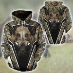 Boar Hunting Camo All Over Printed 0701