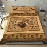 Rottweiler Love Bedding Set