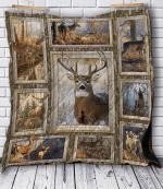 Deer Quilt HB