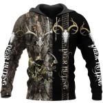Deer Hunting Vertical HB 1611