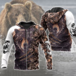 Bear Hunting All Over Printed 1012