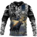 Moose Hunter Veritcal 3D