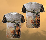 Bow Hunting T-shirt MCL272005Q08VT