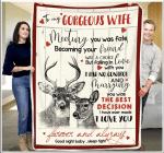 Deer Wife Quilt