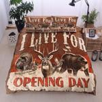 Love Hunting Bedding Set