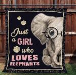 Elephant Quilt HB