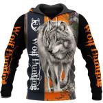 Wolf Hunting Orange HB 2810