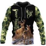 Deer Hunting Hoodie MCL102006Q18VT