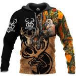 Deer Hunter Skin Orange 3D
