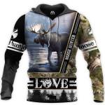 Love Moose Hunter 3D 02