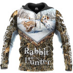 Rabbit Hunter Snow 3D