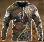 Boar Hunting Camo All Over Printed 2612