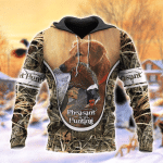 Pheasant All Over Printed 0801