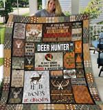 Deer Hunter Quilt HB