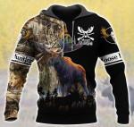 Moose Hunting Camo T2001