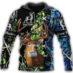 Deer Hunter Green Blue HB 1611