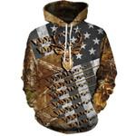 Deer Hunt 3D hoodie