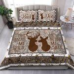 Hunting Deer Bedding Set
