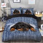 Rottweiler Jean Bedding Set