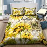 Sunflower Bedding Set