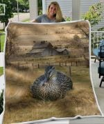 Duck Hunting Blanket