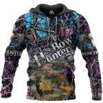 Bow Hunter Purple 3D
